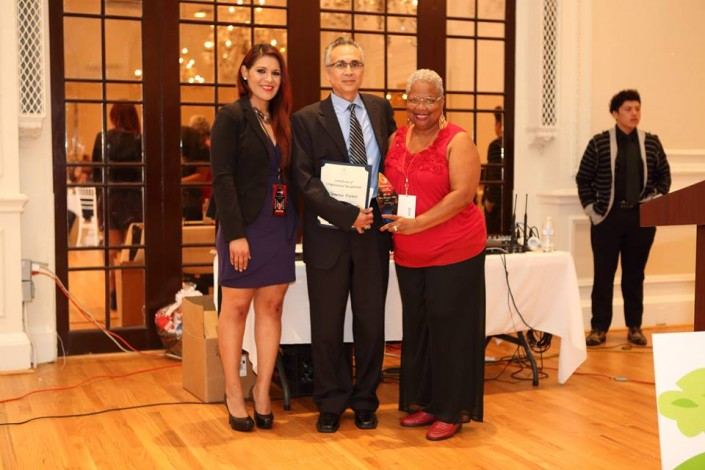 Clemente Franco - Joe Ide Spirit of Community Award - 2015