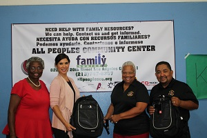Family Resource Center Grant