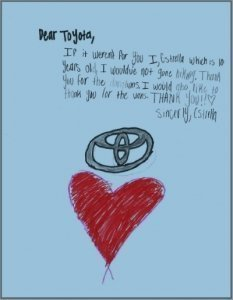 Toyota - Youth Letter 2 - All Peoples Community Center